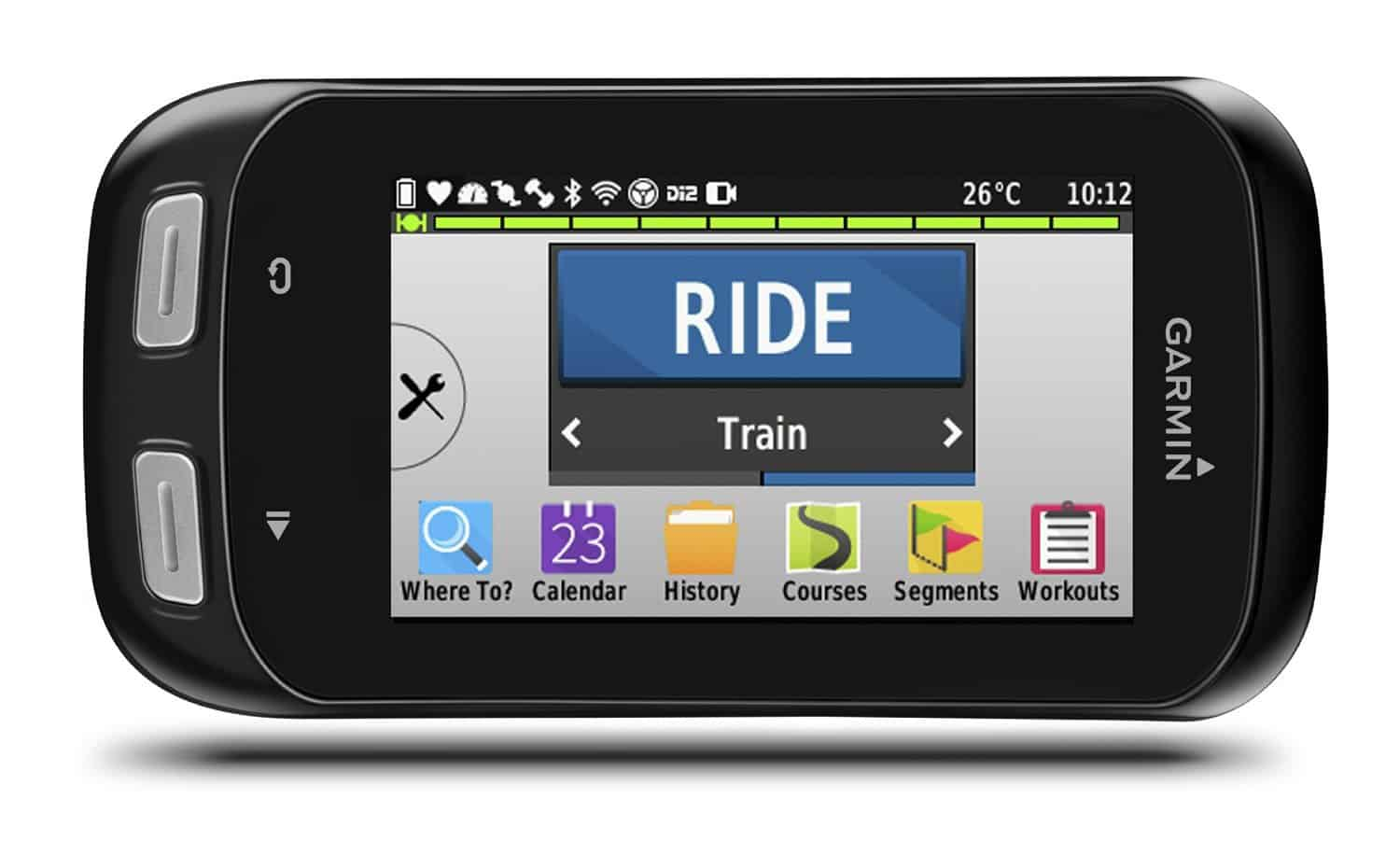 Garmin Edge 1000 - GPS bike computer