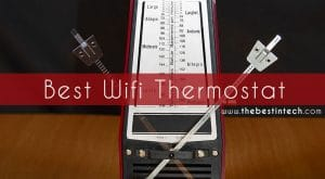 Best Wifi Thermostat