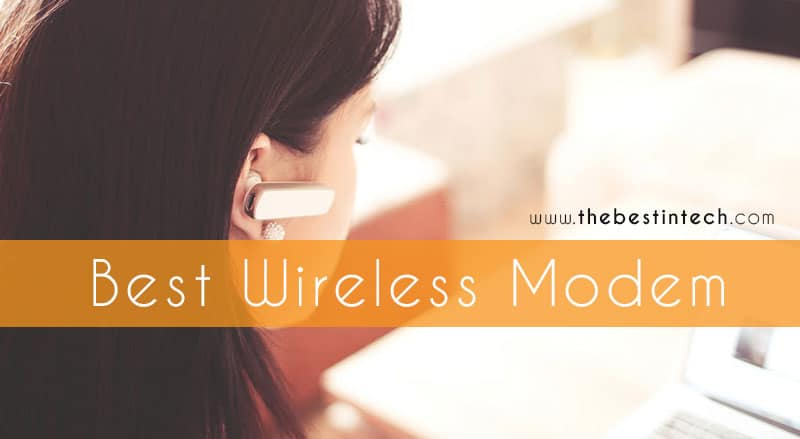 Best Wireless Modem