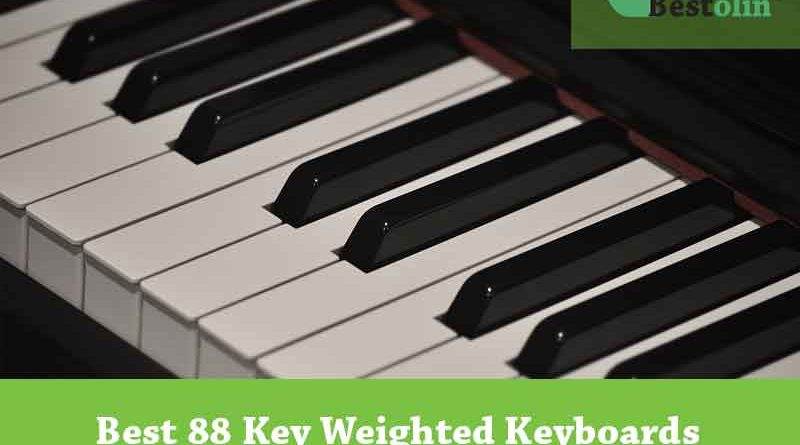 Best Weighted Keyboard Reviews 2018 – Find the top 88 key keyboards