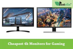 Cheapest 4k Monitors for Gaming