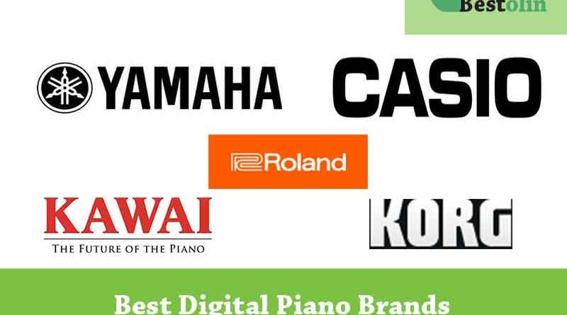 Best Digital Piano Brand of 2018 in The USA