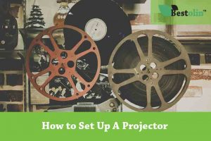 6 steps to Set Up A Projector