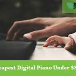 Cheapest digital piano under $300