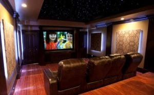 What You Need For a Dreamy Home Theater