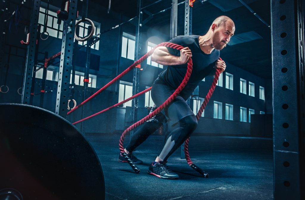 5 Reasons to Add Battle Rope Training into your Fitness Routine