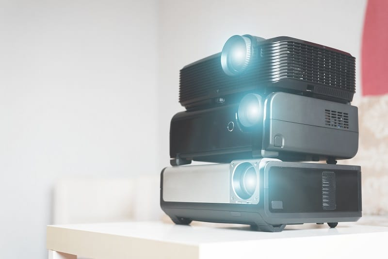 How to Automatically Setup Multiple Projectors at a Time (Up to 6)